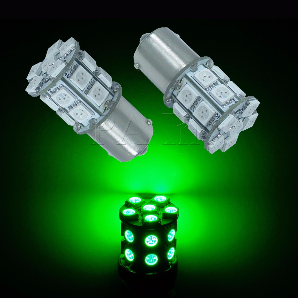 PA LED 4PCS x 1156 BA15S 20SMD 5050 LED For Car Auto Signal License Plate Light