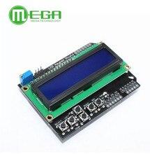 5pcs LCD Keypad Shield LCD1602 LCD 1602 Module Display blue screen