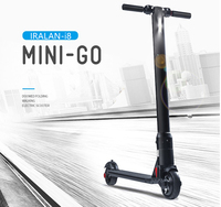 IRALAN I8 Scooters 2 Wheels Smart Electric Scooter SkateBoard Adult Mini Foldable Bike Hoverboard 15km Life