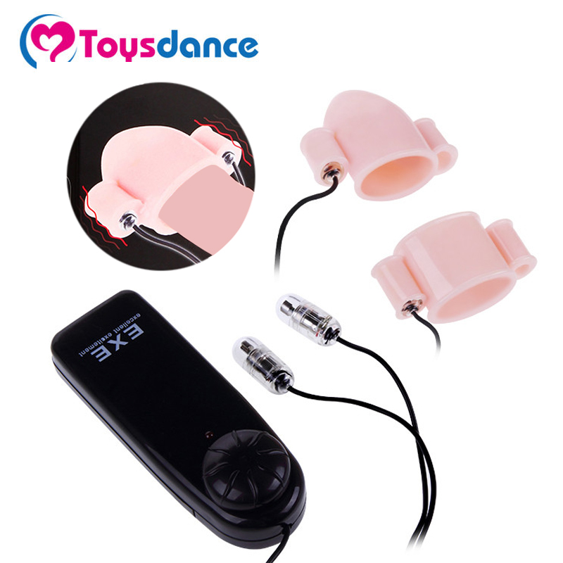 Toysdance Vibration Egg With Flexible Caps Male Masturbation Vibrator For Glans Penis Stimulation Vibe Adult Sex Toys For Men