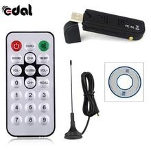 Professional Digital USB TV FM+DAB DVB-T RTL2832U+FC0012 Support SDR Tuner Receiver