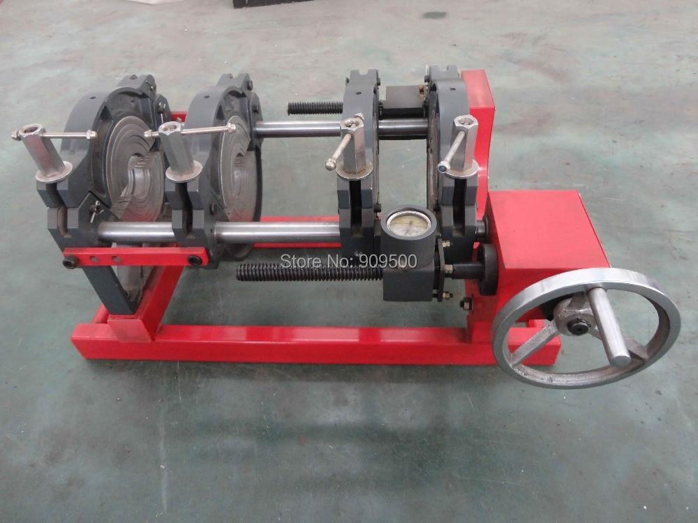 MACHINE de soudage bout à bout de tuyau de HDPE de SWT-B200/90 M