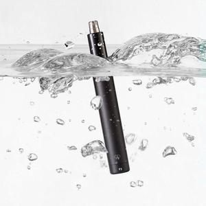 Image 3 - 新しい youpin 電気ミニ鼻毛トリマー HN1 ポータブル耳鼻毛シェーバー防水安全クリーナーツール男性のための