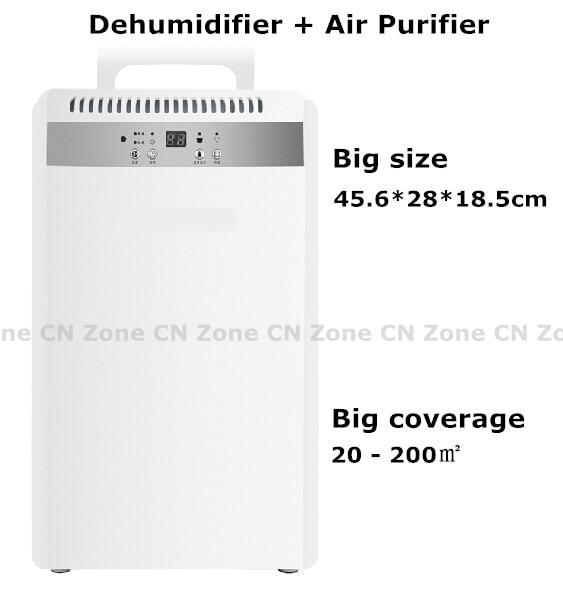 Gratis forsendelse store affugter luft tørretumbler Stor dækning - Husholdningsapparater - Foto 2