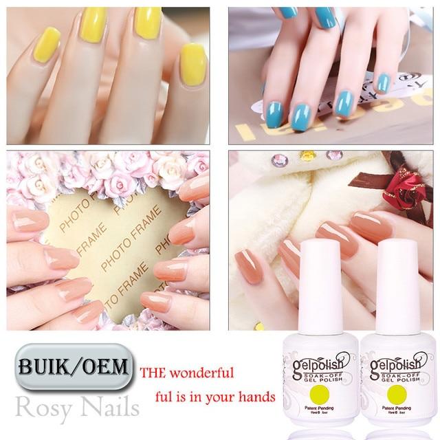 wholesale led lamp nail uv gel nail polish 15ml nail perfect match gel polish-in Nail Gel from Beauty & Health on Aliexpress.com | Alibaba Group