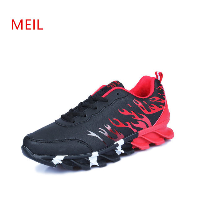sale retailer ef6e5 82975 Spring Summer Casual Chaussure Homme Zapatillas Hombre Sports Shoes For  Male Trainers Human Race Sneakers Shoes Plus Size 39 49 -in Men's Casual  Shoes ...