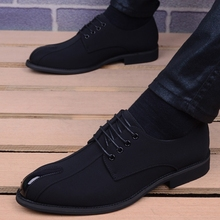 Men Shoes Fashion Summer Autumn Comfortable Casual Denim Breathable Flats oxfords men