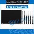 Echt Compleet A1706 LCD Beeldscherm voor Macbook Pro Retina 13