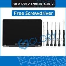 Оригинальный Полный A1706 ЖК-дисплей в сборе для Macbook Pro retina 13 «A1708 ЖК-экран в сборе Замена 2016 2017