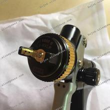 EAC черный Ограниченная серия 5000B HVLP PHASER пистолет-распылитель 1,3 Noz w/t чашка для автомобиля, Porsche дизайн окрашенный пистолет-распылитель