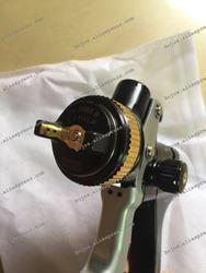 EAC Nero In Edizione Limitata 5000B HVLP PHASER Pistola A Spruzzo-1.3 Noz w/t tazza per Auto, porsche Design Dipinto Spruzzatore pistola