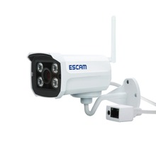 ESCAM Full HD 1080 P Кирпич QD900 WI-FI 2-МЕГАПИКСЕЛЬНАЯ ИК Сети Пуля Ip-камера День/Ночь IP66 Onvif 2.2 3.6 мм Объектив Беспроводная Ip-камера