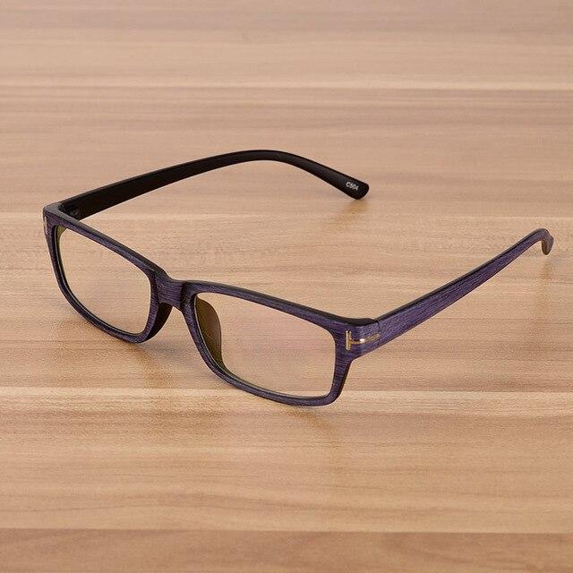 kottdo fashion women retro wooden eyeglasses frames men vintage eye glasses brand optical glasses frame retro - Wooden Eyeglass Frames