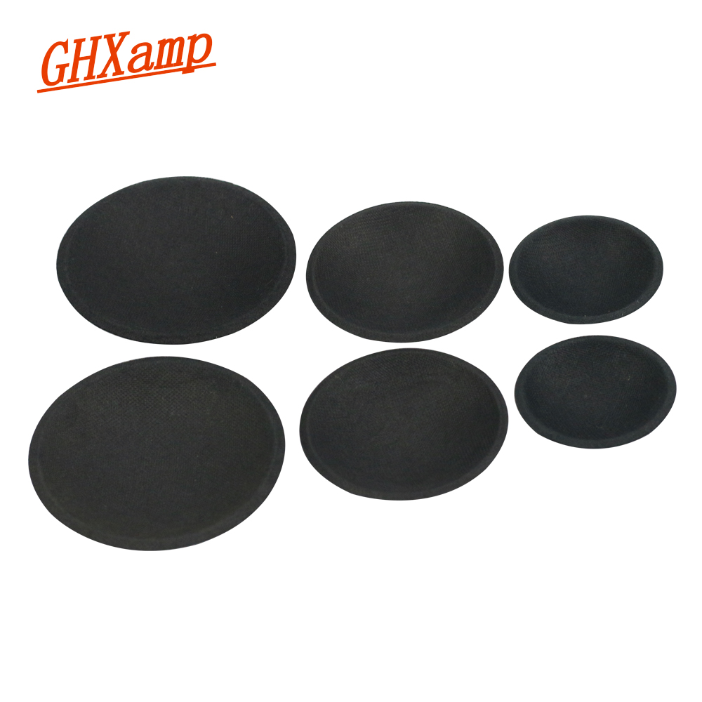 GHXAMP Speaker Dust Cap Cover Woofer Subwoofer 30mm-150mm Variety Optional Speaker Repair Accessories 1Pairs