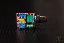 MARSWALLED DC Motor Voltage PWM Speed Controller LED Dimmer DC3V 6V 12V 24V 35V 5A for LED Strip Light Mini Fan цена