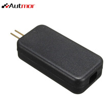 AUTMOR Universal Car Airbag Simulator Emulator Bypass Garage SRS Fault Finding Diagnostic Tool Car Auto Truck ecu programmer bypass for audi skoda seat vw bypass immo ecu unlock emulator immobilizer tool with free shipping