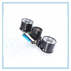 Image 3 - ラズベリーパイ 3 ナイトビジョン魚眼カメラ 5MP OV5647 100 度焦点調節可能なカメラのためのラズベリーパイ 3 モデル B プラス