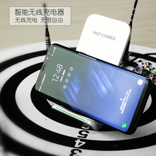 QI Wireless Charger For Samsung Galaxy S8 Plus s6 s7 note 8 Wireless Charger Fast Charging For Nexus 6 5V/2A for iphone 8 plus x