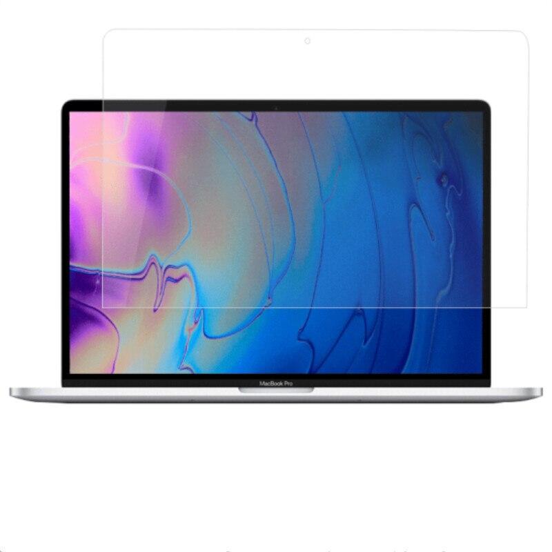 Vidro temperado para apple macbook pro 13.3 15.4 12 13 15 a1706 a1708 a1707 a1286 a1278 a1534 a1989 tablet filme protetor de tela