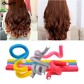 40Pcs Soft Foam Curler Roller Curling Bendy Twist Curls Tool DIY Styling Tool Hair Stickers Rollers Maker HS20-4