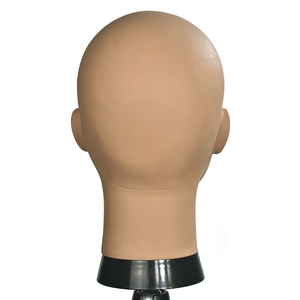 Image 3 - Bald Mannequin Head With Clamp Female Mannequin Head For Wig Making Hat Display Cosmetology Manikin Head For Makeup Practice