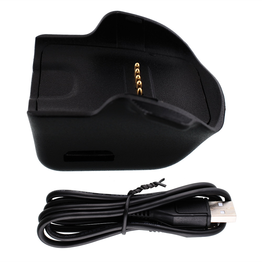font b Smartwatch b font USB CABLE Charging Cradle Charger Dock Station For Samsung Gear