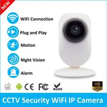 Mini IP Camera Wireless IP Camera HD 720P CCTV Remote Camera Baby Monitors V380 APP