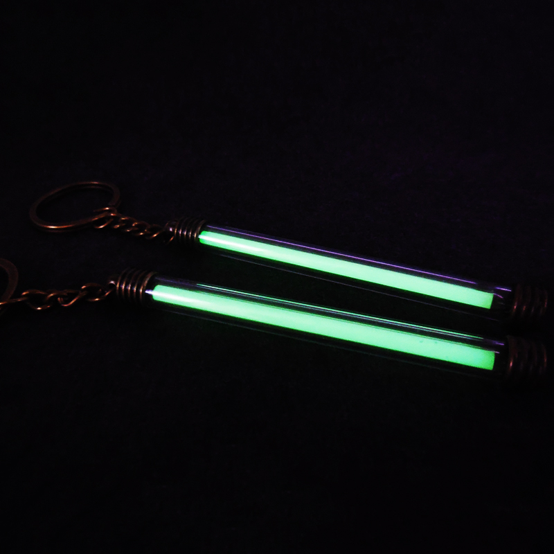 Big Size 90mm Tritium Gas Light Toy Anti Shock Waterproof Night