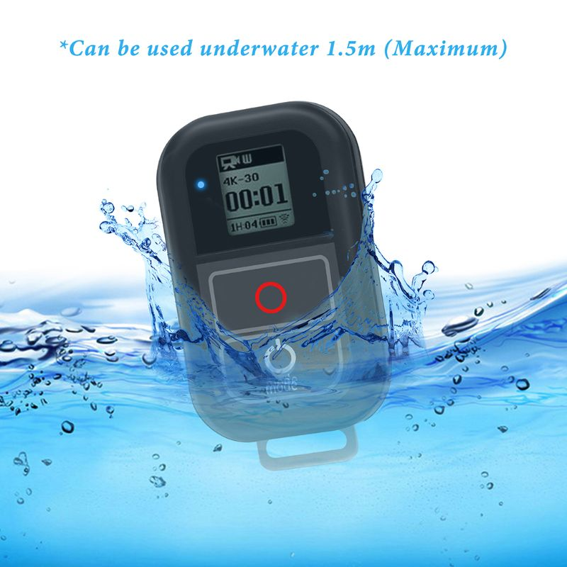 <font><b>Smart</b></font> Wireless WiFi <font><b>Remote</b></font> Control Waterproof Wear-resistant for <font><b>GoPro</b></font> <font><b>Hero</b></font> 7 <font><b>6</b></font> 5 4 3+ 3 Action Camera image
