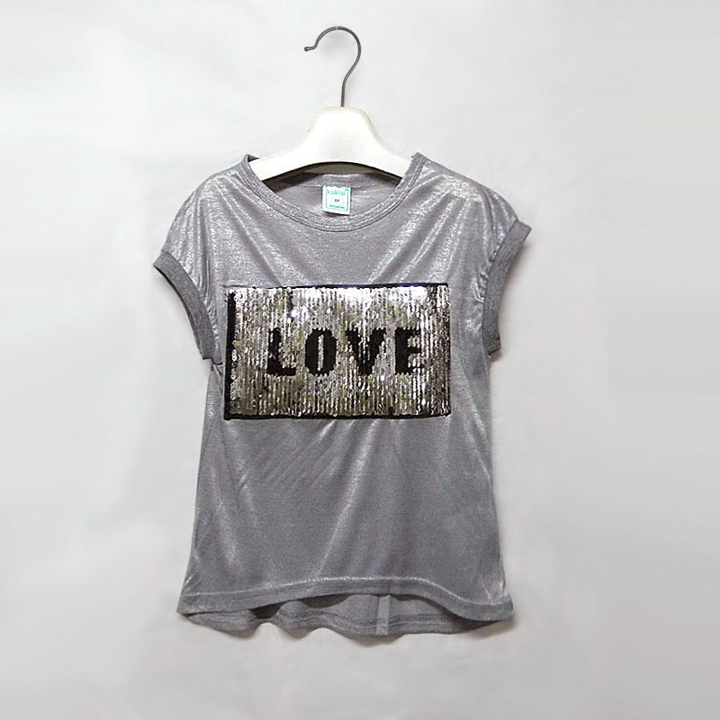 Kids,Girls T.Shirt Short Sleeve Cotton Crew Neck Summer Casual Tops,5 6 7 8 10 Y