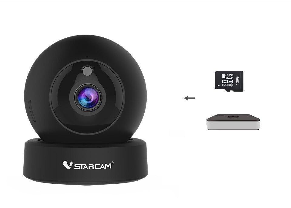 mini câmera visão noturna cctv câmera wi-fi