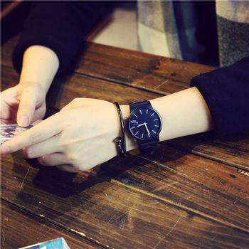 Watch Minimalist Mens Stylish Sports Watches Luxury Brand Quartz Wristwatches Students Boys Leisure Clock relogio masculino 2019