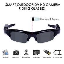 лучшая цена Digital Camera Sunglasses HD Glasses Eyewear DVR Video Recorder for Outdoor Sports