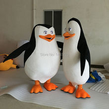 Madagascar Penguin Mascot Costume Fancy Dress Free Shipping