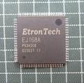 Оригинальный 2 ШТ./ЛОТ ETRONTECH EJ168A QFP100 ноутбук чип