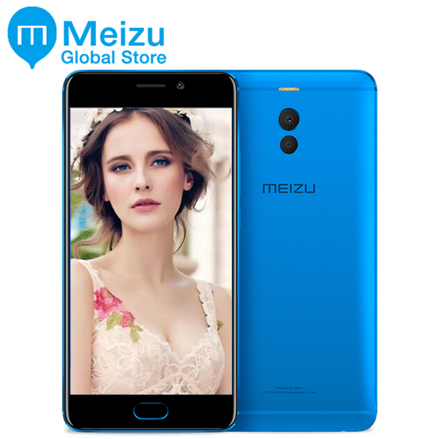 "Оригинал Meizu M6 Note 4 г LTE Snapdragon 625 3 ГБ 16 ГБ 5.5 ""1080 P двойной сзади Камера 16MP 4000 мАч Смартфон быстрая зарядка"