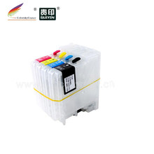 (RCB-LC61) isi Ulang Tinta Inkjet untuk Brother LC 38 61 65 67 68 980 990 1100 16 11 LC61 LC38 LC67 LC11 LC980 LC990(China)