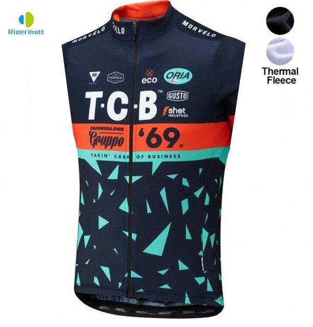Morvelo Winter Thermal thermal Cycling Vest Men Warm sleeveless jersey  Fleece Cycling jerseys Bicycle Bike Clothing vests 00e574026