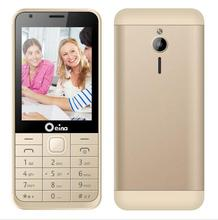2 pcs/lot OEINA 230 4SIM his-and-hers  Elderly Phone With Quad Band Four SIM Card four standby Camera 2.8 Inch Screen Phone