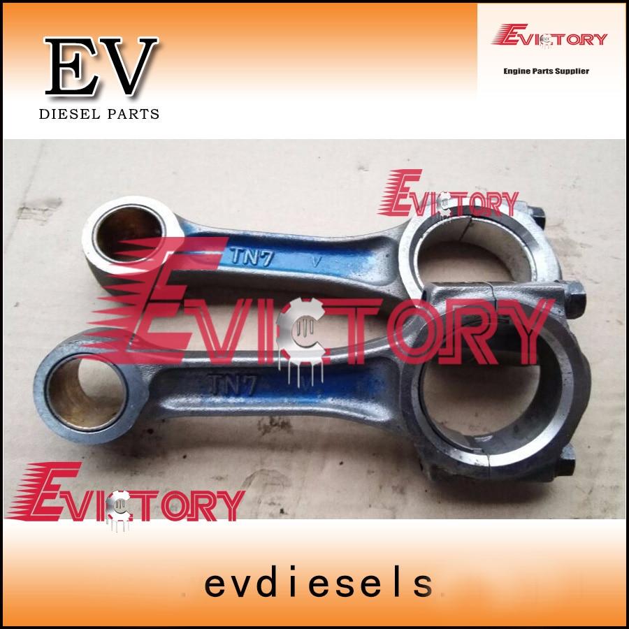 For Yanmar 3D78E 3TNE78 3TN78E 3TNC78 3TNA78 connecting rod con rod for Excavator