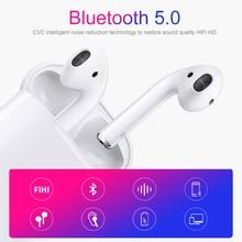 Новинка 2019 года Высокое качество i12 СПЦ беспроводной Bluetooth 5,0 супер стерео бас наушники pk i10 i11 СПЦ для iPhone X XS XR для Xiaomi 9