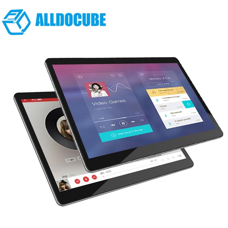 NOUVEAU ALLDOCUBE C5 4g Phablet 9.6 pouce Android 7.0 MTK6737 1.3 ghz 2 gb + 32 gb Double SIM cartes Avant Arrière Double Caméras Comprimés PC
