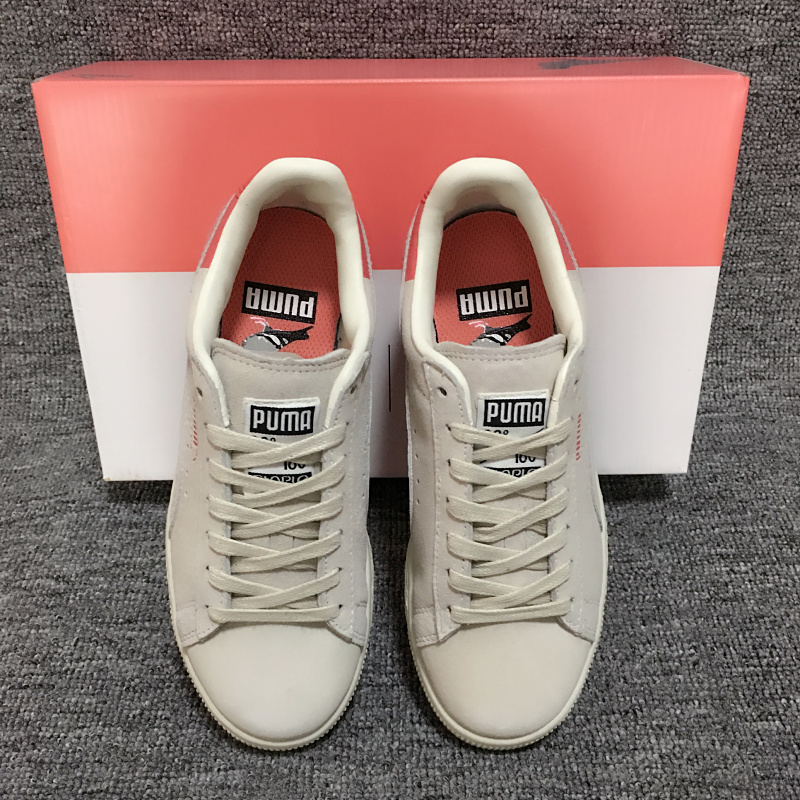 a541990953150b 2018 PUMA Select Men s Suede x Staple Sneakers Classic +CRFTD defines the  shoes all Bago pig doves hit color badminton shoes-in Badminton Shoes from  Sports ...