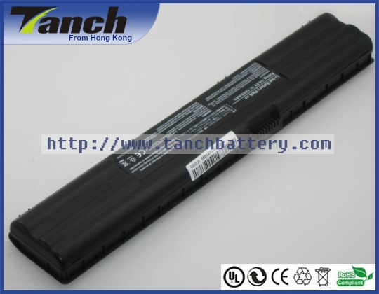 Laptop batteries for <font><b>ASUS</b></font> A7 A7G A6K A6V G2SG A7S A6M A6Rp G2Pc A6Ja Z91G A7CD A3Fc A6E A3000N Z92J 14.8V 8 cell image