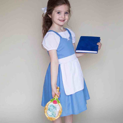 branca de neve vestido de princesa verao meninas elsa vestido bonito do bebe roupas