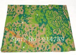 WW2 GERMAN PALM TREE REVERSIBLE CAMO TENT ZELTBAHN -31469