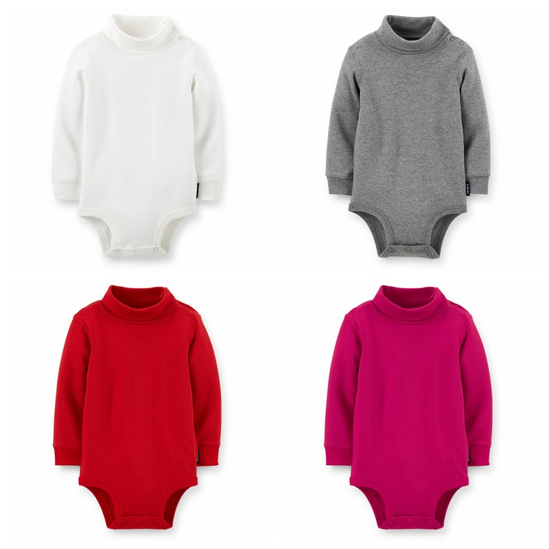 2016 Autumn Baby Rompers Long Sleeve cotton 100 baby boys clothes Infant baby costume 6 24M