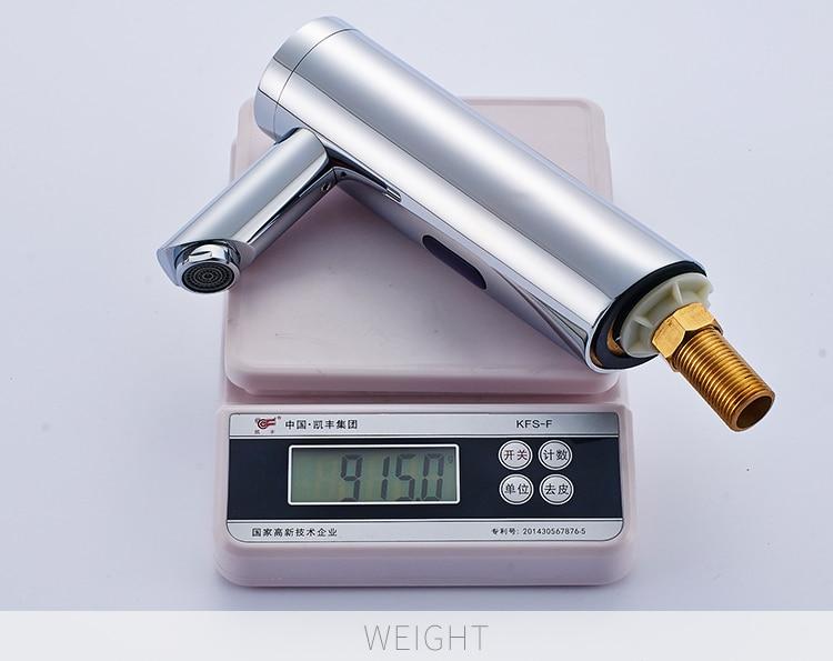 Automatische sensor waterbesparende kranen inductieve keuken