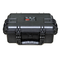 Tricases M2100 portable hard plastic material waterproof safety cases for tool
