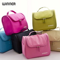 Brand Travel Hanging Cosmetic Bag Makeup Organizer Traveling Storage Bag Large Capacity Waterproof Toiletry Wash Bags